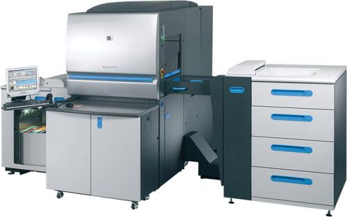 HP Indogo 5500